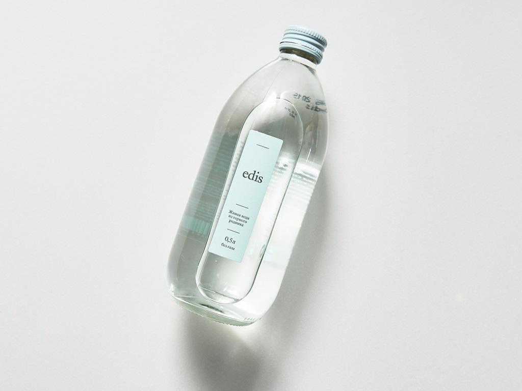 Минеральная вода Edis