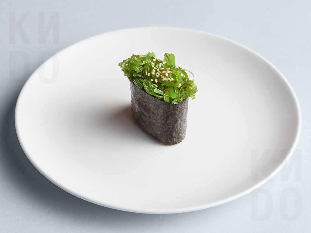 Суши с водорослями